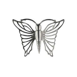 Zilveren ashanger vlinder